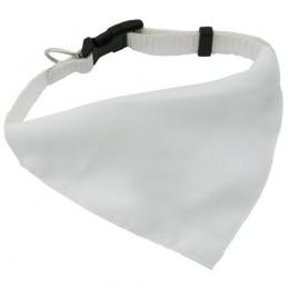 Collar bandana perro ajustable en poliester resistente, personalizable hasta con foto.