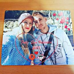 puzzle personalizado con tu foto 19x24cm ideal para enmarcar
