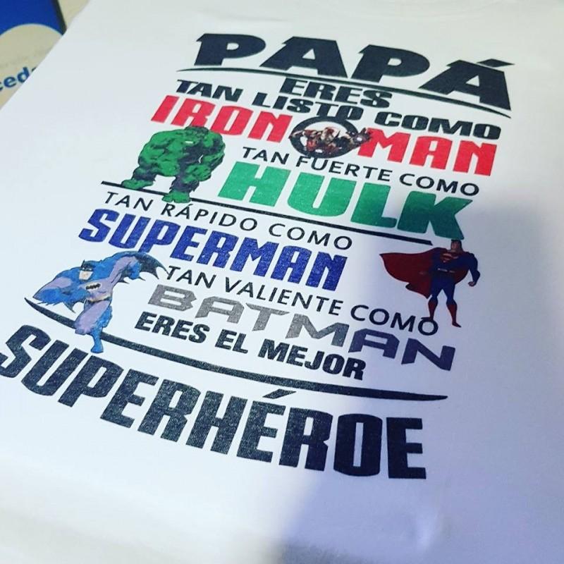 Camiseta tecnica para hombre personalizada con el diseño que elijas