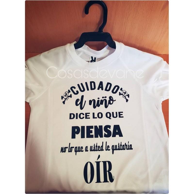 Camiseta personalizadas para niños, tecnicas