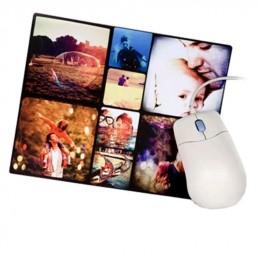 Alfombrilla de ratón personalizada en microfibra con tu foto favorita