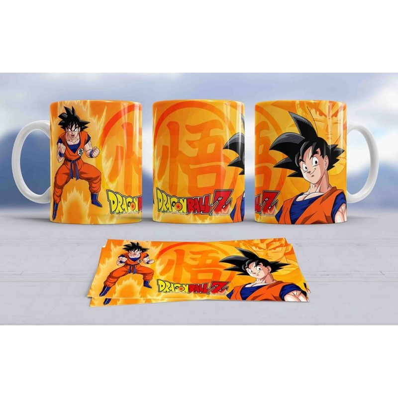 Taza Dragon Ball-Goku-M2