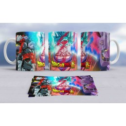 Taza Dragon Ball Super M3