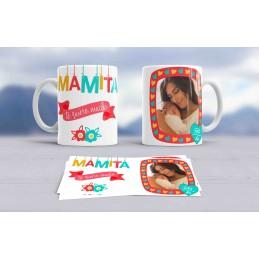Taza regalo día de la madre personalizadas M3