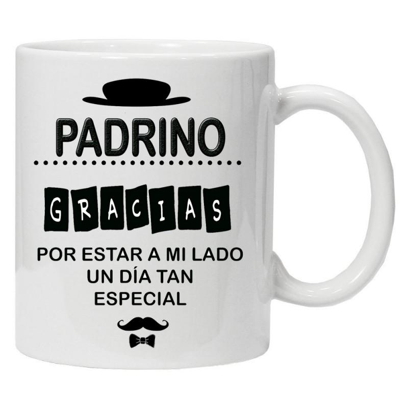 Taza Personalizada Padrinos