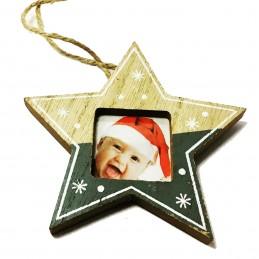 Adornos de Navidad con tu foto para decorar el árbol