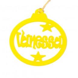 Adorno Navidad de metacrilato -esfera adorno navideño