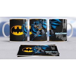 Super taza de Batman -héroe famoso-Marvel