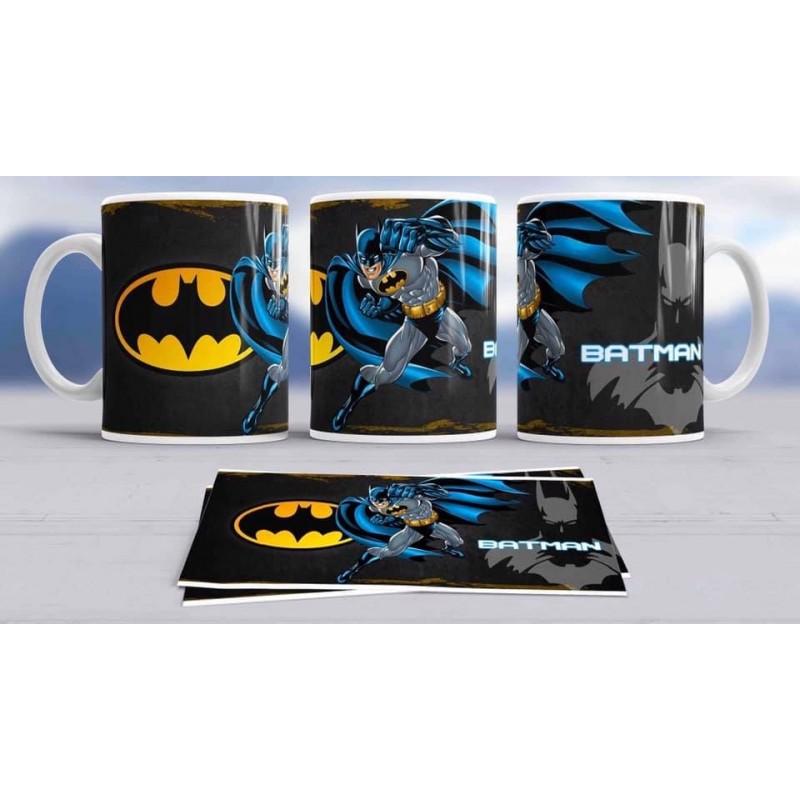 Super taza de Batman -héroe famoso-Marvel