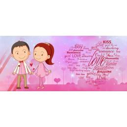 Taza dedicatoria de amor-regalo enomorados,aniversarios amor natural