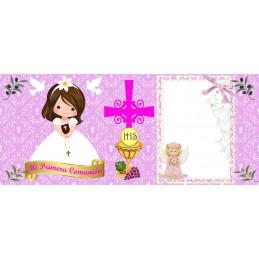 Super tazas ideal recuerdo comuniones de niñas M10