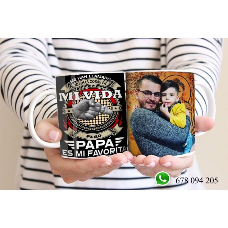 Taza detalle para papas, originales y exclusivas regalo día del padre