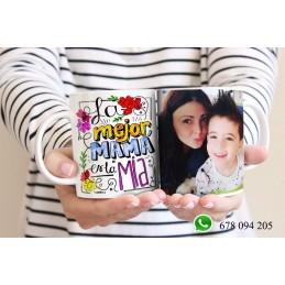 Taza detalle para mamá originales y exclusivas regalo día de la madre