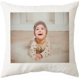 Cojín Natalicio Minnie Personalizado para Bebes