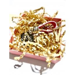 Llavero medalla redonda 30mm profes como tu dejan huella regalo profe