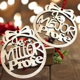 Esfera Navidad para profesores