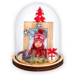 Bola de Navidad personalizada con tu foto-grande