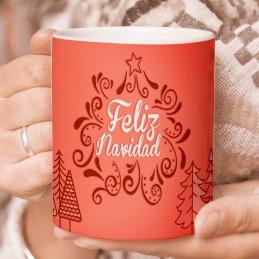 Taza Navidad tu has sido mi mejor regalo
