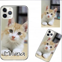 Personaliza tu funda del movil iphone con colgante