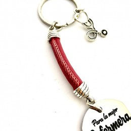 Llavero personalizado para enfermeras / regalo de pacientes