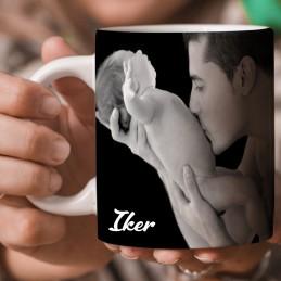 Taza personalizada con tus fotos, créala tu mismo