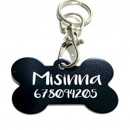 Placa de identificación Personalizadas de Mascotas perros y gatos