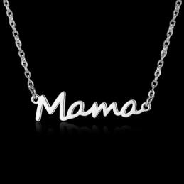 Gargantilla Colgante Mama para Mujer Día de la madre