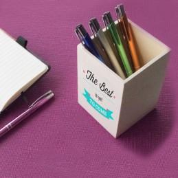 Lápicero personalizado a todo color, regalo profesores o eventos