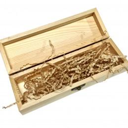 Estuche de madera personalizado para maestra, profesoras, regalo de alumno